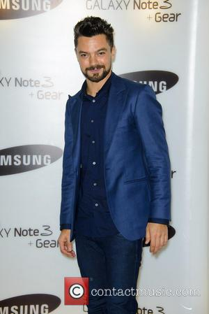 Dominic Cooper - Samsung Galaxy Gear and Galaxy Note 3 UK launch held at the Hotel ME - Arrivals. -...