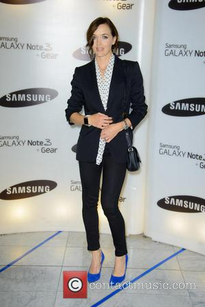 Victoria Pendleton - Samsung Galaxy Gear and Galaxy Note 3 UK launch held at the Hotel ME - Arrivals. -...