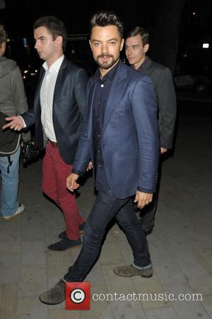 Dominic Cooper - Samsung Galaxy Gear and Galaxy Note 3 UK launch held at the Hotel ME - Departures -...