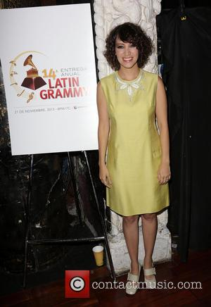 Gaby Moreno - Celebrities attend 14TH ANNUAL LATIN GRAMMY AWARDS Nominations Press Conference at Avalon Hollywood. - Los Angeles, CA,...