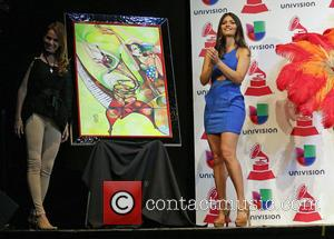 Chiqui Delgado - Celebrities attend 14th Annual Latin Grammy Awards Nominations Press Conference at Avalon Hollywood. - Los Angeles, CA,...