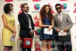 Latin Grammy Awards, Gaby Moreno, Aleks Syntek, Leslie Grace and Draco Rosa