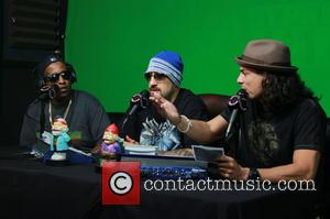 Cypress Hill, Malcolm Greenridge, E.d.i Don, Louis Freese and B-real