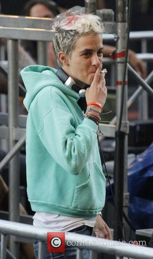 Samantha Ronson - Samantha Ronson performs a DJ set ahead of the Justin Timberlake's performance for the 'Jimmy Kimmel Show'...