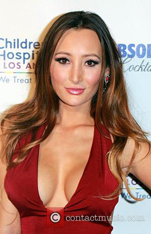 Amy Markham - FHM & Maxim Model Amy Markham is seen at the Red Carpet Charity Event for SBE's