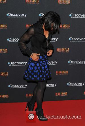 Dame Kelly Holmes - 'Bear Grylls: Escape From Hell' launch party for the new TV series held at Battersea Power...