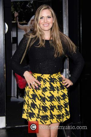 Olivia Lee - KEY Fashion brand launch at Vanilla London - London, United Kingdom - Wednesday 25th September 2013