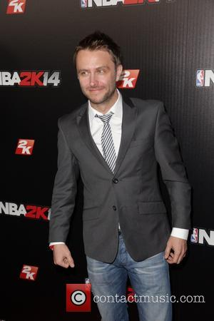 Chris Hardwick - Celebrities attend NBA 2K14 Premiere Party at Greystone Manor. - Los Angeles, CA, United States - Wednesday...