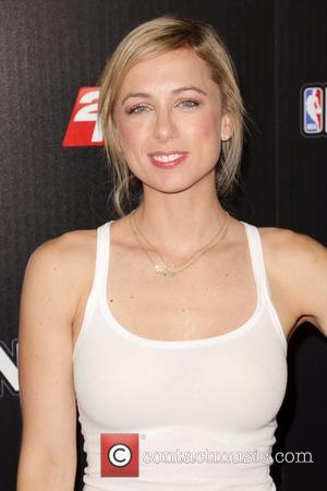 Iliza Shlesinger - Celebrities attend NBA 2K14 Premiere Party at Greystone Manor. - Los Angeles, CA, United States - Wednesday...