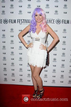 Kitty Brucknell - 21st Raindance Film Festival Opening Night - ArrivalsWhere: London, United KingdomWhen: 25 September 2013 - London, United...