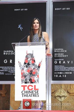 Sandra Bullock Will Quit Acting For Her Son