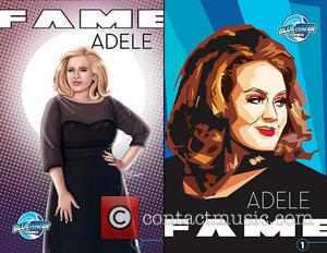 Bluewater Productions, Adele and Fame