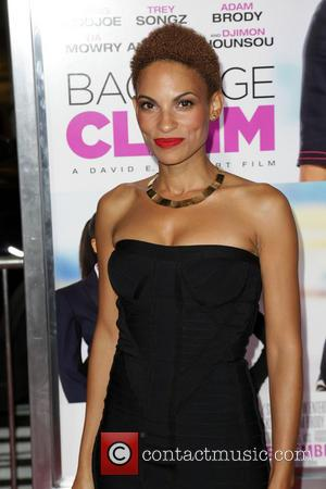 Goapele - Celebrities attend BAGGAGE CLAIM premiere at Premiere House at Regal Cinemas L.A. Live. - Los Angeles, CA, United...