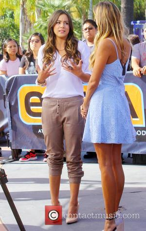 Chloe Bennet - Chloe Bennett seen at Universal Studios for entertainment show Extra - Universal City, CA, United States -...