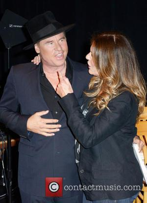 Val Kilmer and Rita Wilson