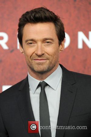 Hugh Jackman - GERMAN PREMIERE OF PRISONERS