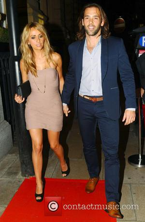 Samia Ghadie and Sylvain-Longchambon - Celebrities attend Hearts & Minds Charity's Unique Fashion Experience held at Rosso Restaurant Manchester -...