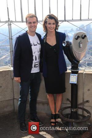 Hugh Evans and Bridget Moynahan