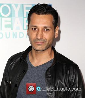 Cas Anvar - NO MORE PSA Launch at MILK Studios. - Los Angeles, CA, United States - Thursday 26th September...