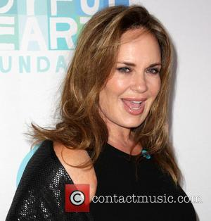 Catherine Bach - NO MORE PSA Launch at MILK Studios. - Los Angeles, CA, United States - Thursday 26th September...