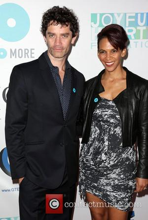 James Frain and Marta Cunningham - NO MORE PSA Launch at MILK Studios. - Los Angeles, CA, United States -...