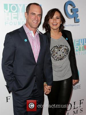 Chris Meloni and Mariska Hargitay - NO MORE PSA Launch at MILK Studios. - Los Angeles, CA, United States -...