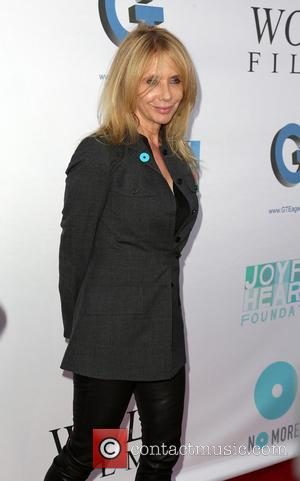 Rosanna Arquette - NO MORE PSA Launch at MILK Studios. - Los Angeles, CA, United States - Thursday 26th September...