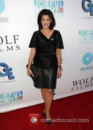 Shohreh Aghdashloo - NO MORE PSA Launch at MILK Studios. - Los Angeles, CA, United States - Thursday 26th September...