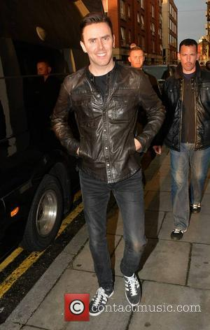 Glen Power - The Script - Arthur's Day performers seen at The Morrison Hotel including The Script & Bobby Womack......