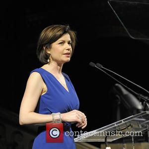 Jane Hill - European Diversity Awards 2013 at Natural History Museum - Inside - London, United Kingdom - Thursday 26th...