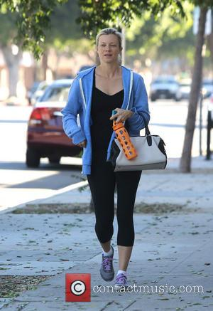 Amy Smart - Amy Smart wearing gym clothes while out and about in Studio City - Los Angeles, California, United...