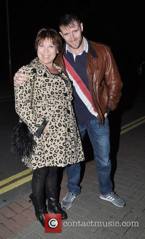 Tina Malone - Celebrities arrive at RTE studios for 'The Late Late Show' - Dublin, Ireland - Friday 27th September...