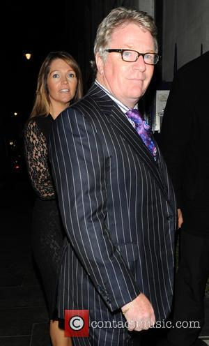 Jim Davidson and Michelle Cotton - Cilla Black holds her 'Cillabration' party celebrating 50 years in show business - Outside...