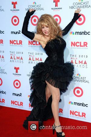 Charo - The 2013 NCLR ALMA Awards - Pasadena, California, United States - Friday 27th September 2013