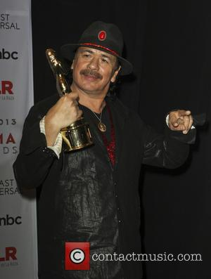 Carlos Santana - The 2013 NCLR ALMA Awards Press Room - Pasadena, California, United States - Friday 27th September 2013