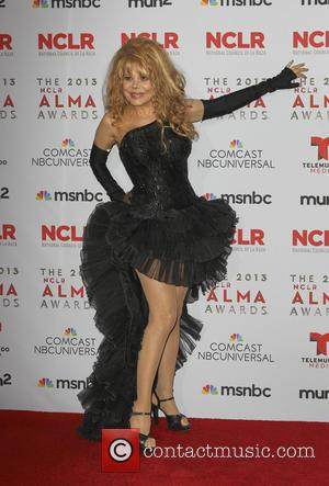 Charo - The 2013 NCLR ALMA Awards Press Room - Pasadena, California, United States - Friday 27th September 2013
