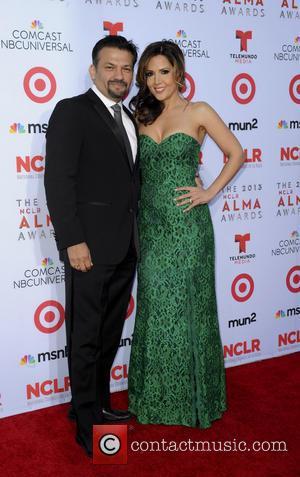 David Barrera and Mario Canales Barrera - The 2013 Alma Awards Arrivals - Los Angeles, CA, United States - Friday...