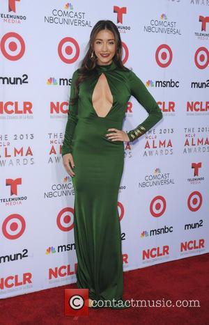 Fernanda Romero - The 2013 Alma Awards Arrivals - Los Angeles, CA, United States - Friday 27th September 2013