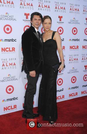 Lou Diamond Phillips and Yvonne Boismier Phillips