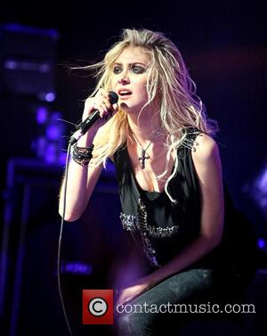 Taylor Momsen - The Pretty Reckless perform at Revolution Live in Fort Lauderdale - Fort Lauderdale, FL, United States -...