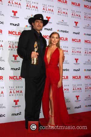 Robert Rodriguez and Alexa Vega - 2013 ALMA Awards Press Room - Pasadena, CA, United States - Saturday 28th September...