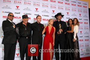 Tito Larriva, Danny Trejo, Daryl Sabara, Alexa Vega, Robert Rodriguez, Rosario Dawson and Jessica Alba