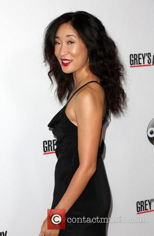 Sandra Oh - The 'Grey's Anatomy' 200th episode party held at The Colony - Arrivals - Los Angeles, CA, United...