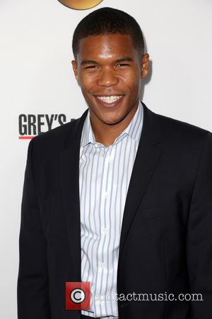 Gaius Charles - The 'Grey's Anatomy' 200th episode party held at The Colony - Arrivals - Los Angeles, CA, United...