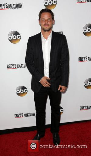 Justin Chambers - The 'Grey's Anatomy' 200th episode party held at The Colony - Arrivals - Los Angeles, CA, United...