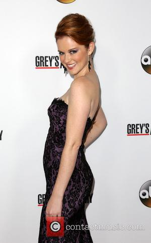Sarah Drew - The 'Grey's Anatomy' 200th episode party held at The Colony - Arrivals - Los Angeles, CA, United...