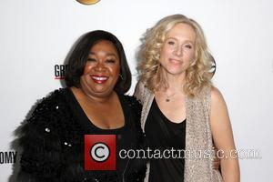 Shonda Rhimes and Betsy Beers