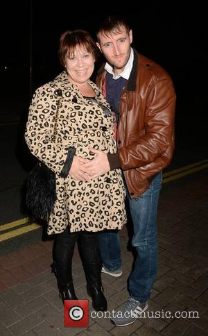 Tina Malone and Paul Chase - The cast of Love/Hate were among guests on The Late Late Show, RTE... -...