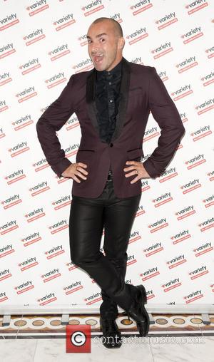 Louie Spence - Celebrities attending the Variety Annual Dinner and Ball - London, United Kingdom - Saturday 28th September 2013