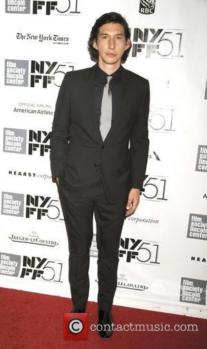 Adam Driver - 51st New York Film Festival - 'Inside Llewyn Davis' -  Premiere - New York, New York,...